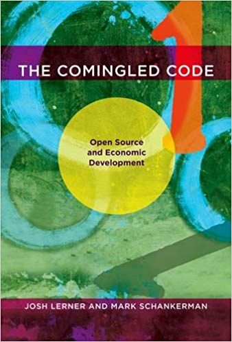 The Comingled Code book cover