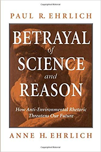 Betrayal of Science and Reason book cover