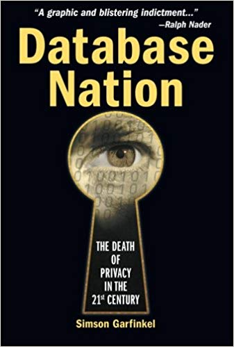 Database Nation book cover