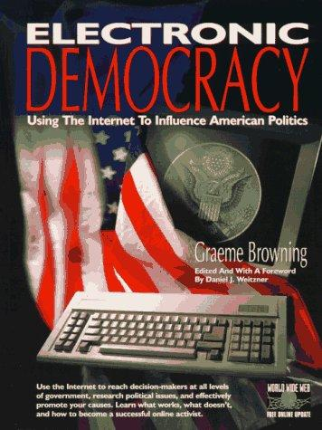 Electronic Democracy book cover