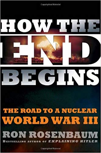 Book titled How The End Begins