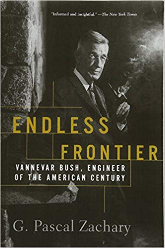 Endless Frontier book cover