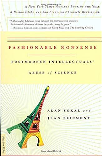 Fashionable Nonsense book cover