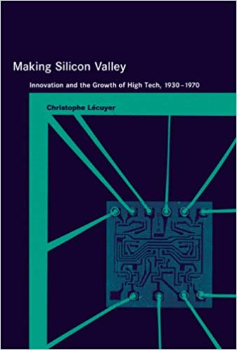 Making Silicon Valley book cover