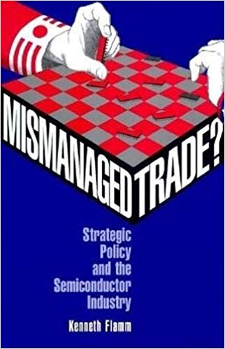 Mismanaged Trade book cover