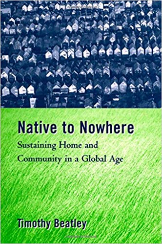 Native to Nowhere book cover