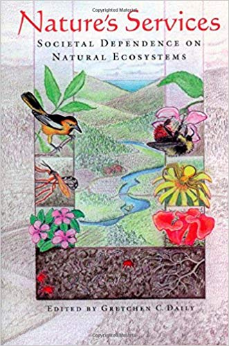 Nature's Services book cover