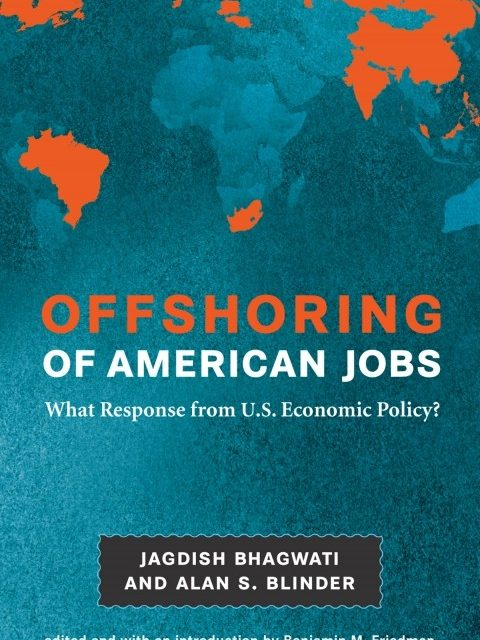 Offshoring of American Jobs book cover