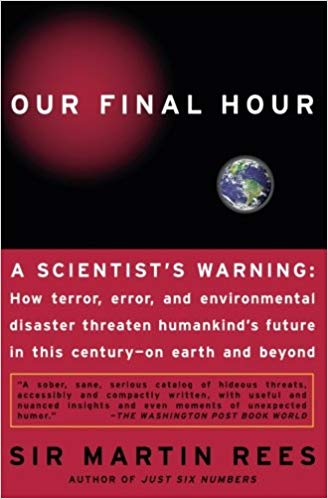 Book titled Our Final Error