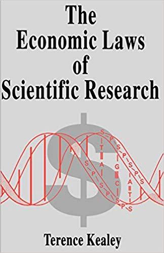 The Economic Laws of Scientific Research