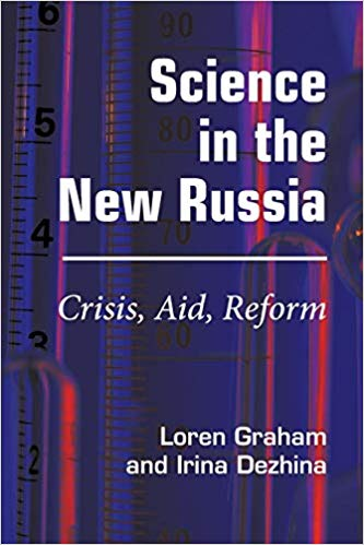 Science in the New Russia book cover by Loren Graham