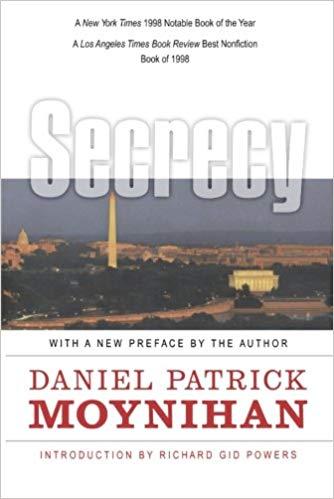 Book cover of Secrecy
