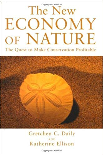 The Economy of Nature book cover by Gretchen Daily