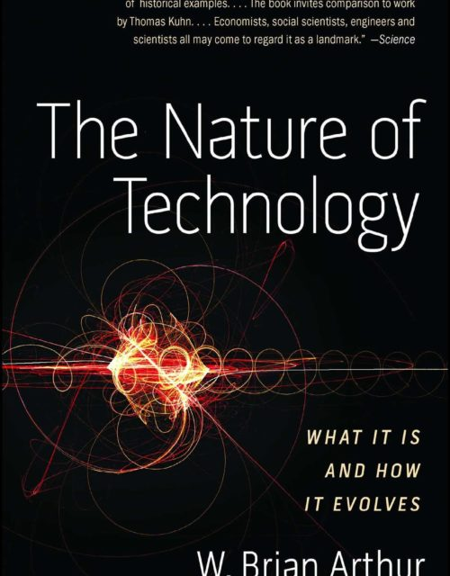 The nature of technology cover