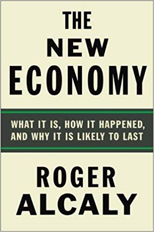 The New Economy Book Cover
