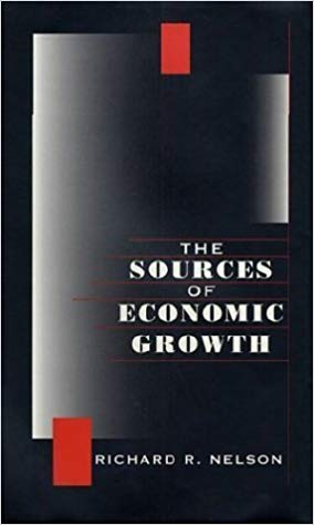 The Sources of Economic Growth by Richard Nelson