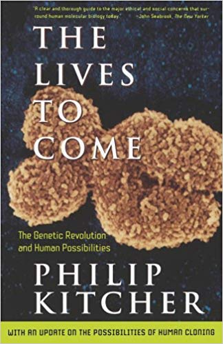 The Lives to Come book cover by Philip Kithcer