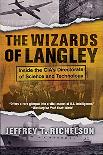 The Wizards of Langley book cover