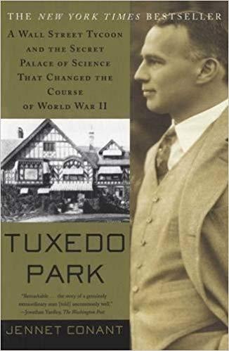 Tuxedo Park book cover