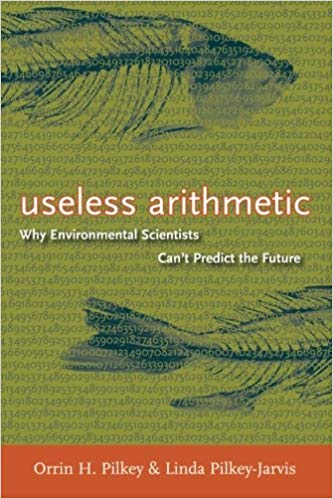 Useless Arithmetic book cover