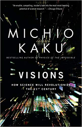 Visions book cover