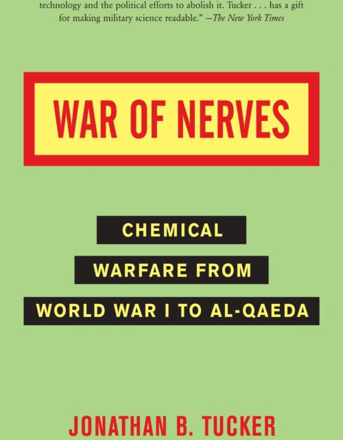 War of Nerve by Jonathan Tucker