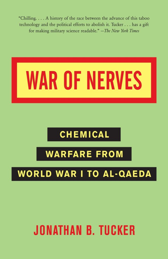 Chemical Weapons   Issues in Science and Technology