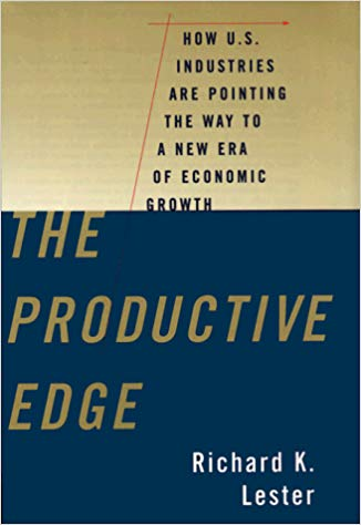 The Productive Edge by Richard Lester