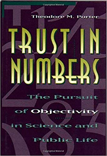 Trust in Number by Theodore Porter