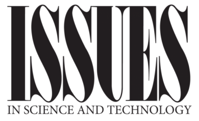 Issues – Page 21 – Issues in Science and Technology