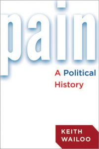 Pain A Political History Cover Image