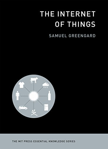 Internet of Things book cover by Samuel Greengard