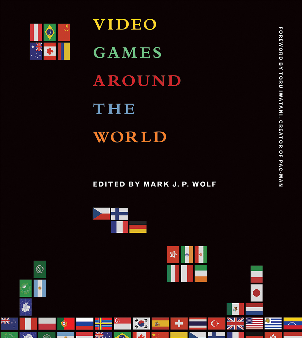 Video Games Around the World book cover