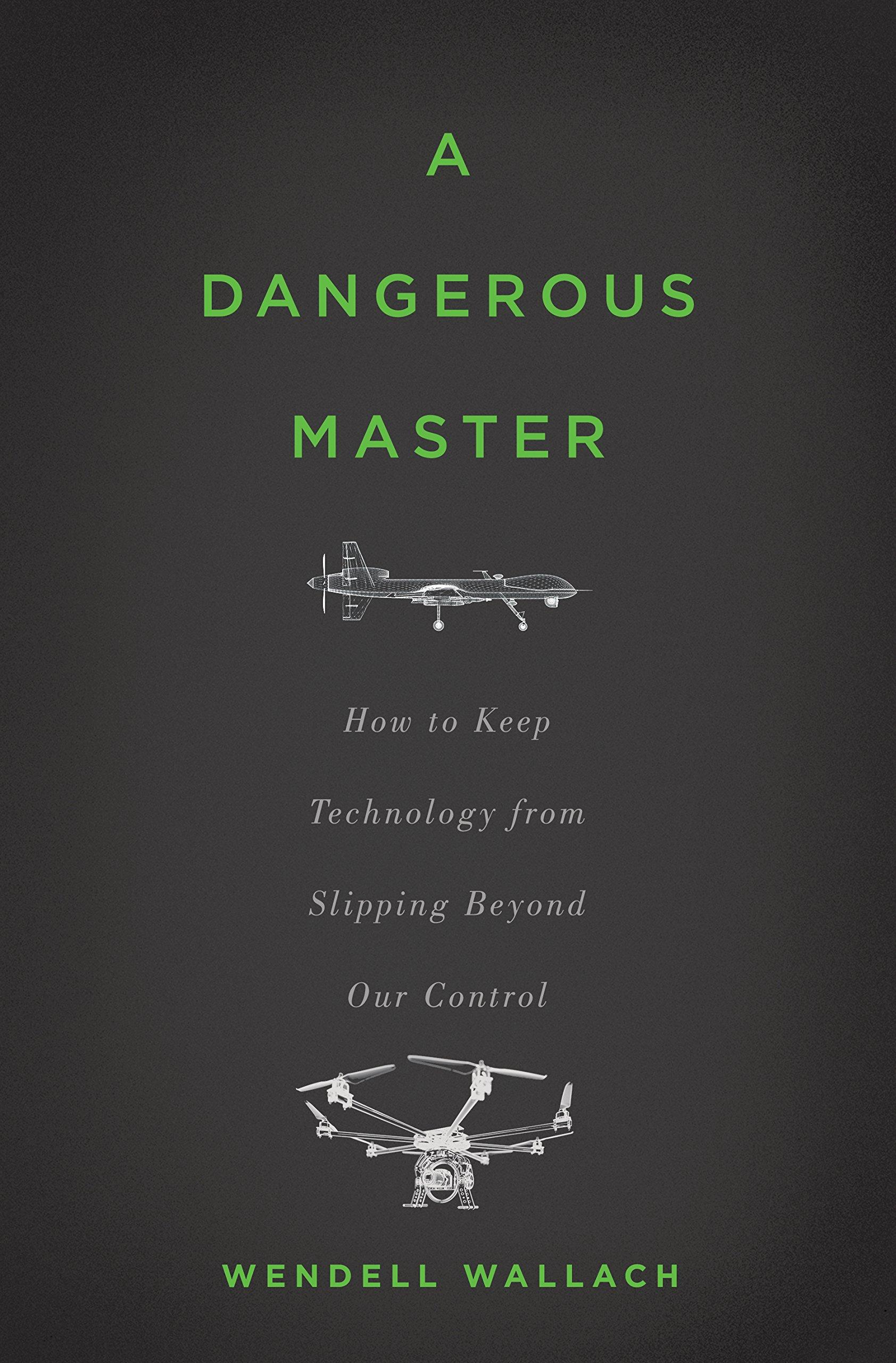 A Dangerous Master book cover