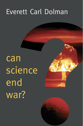 Can Science End War book cover