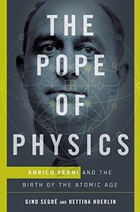 The Pope of Physics book cover