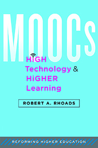 Book cover titled High Technology Higher Learning