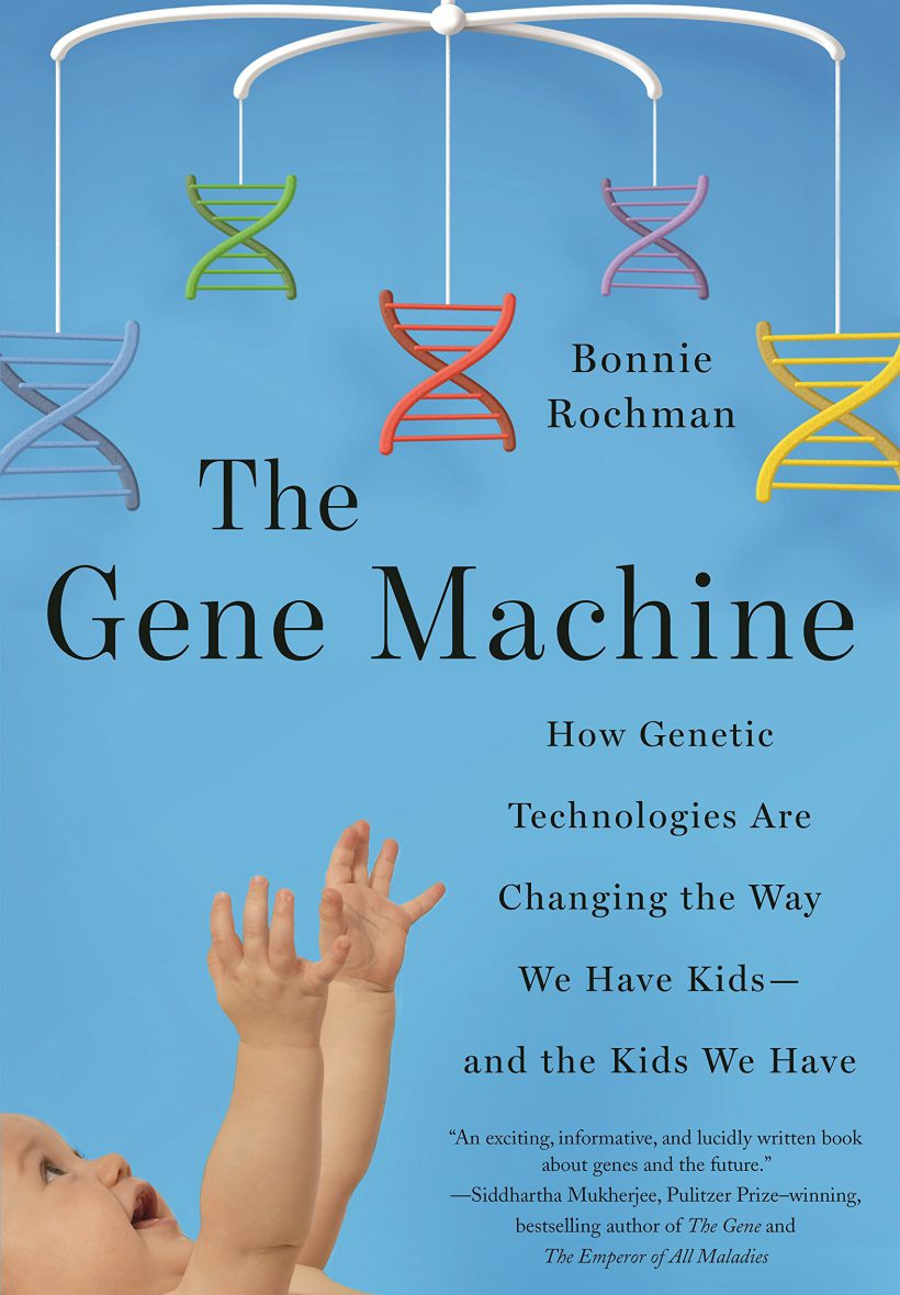 Book cover of The Gene Machine