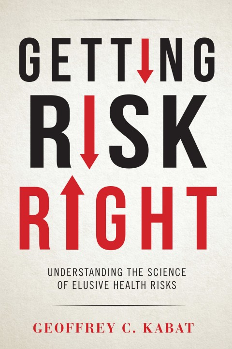 Getting Risk Right book cover by Geoffrey Kabat