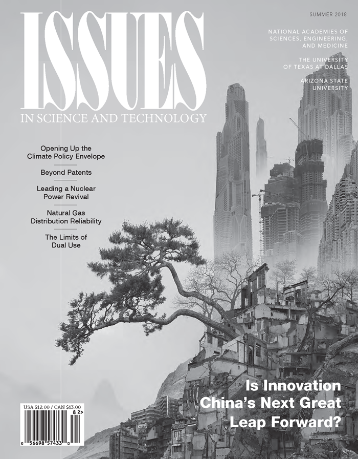 Issues Summer 2018 Is Innovation China's Next Geat Leap Forward Cover
