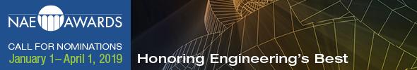 National Academy of Engineering Awards