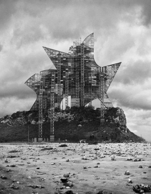 """Adrian Fernandez, """"Untitled No. 10"""" (2018-19)"""