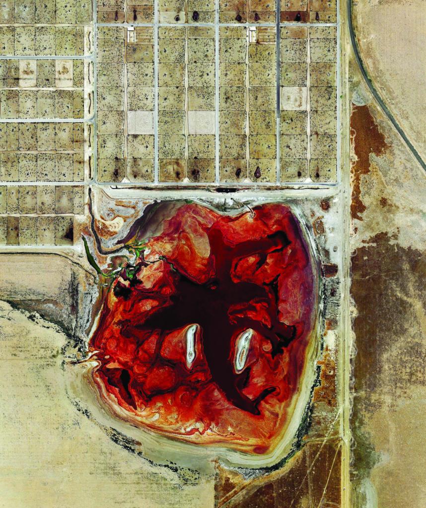 "Mishka Henner, ""Coronado Feeders, Dalhart, Texas"" (2012)"