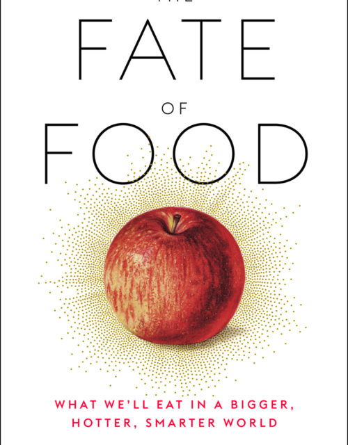 Fate of Food cover with a red apple on it