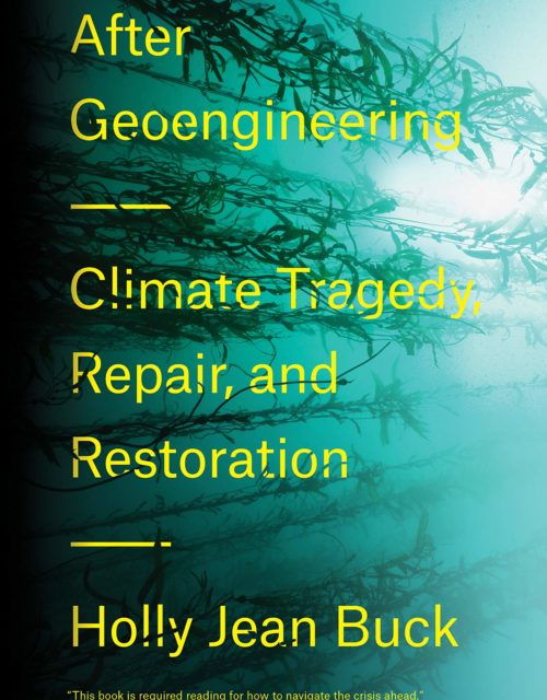 AFTER GEOENGINEERING by Holly Jean Buck