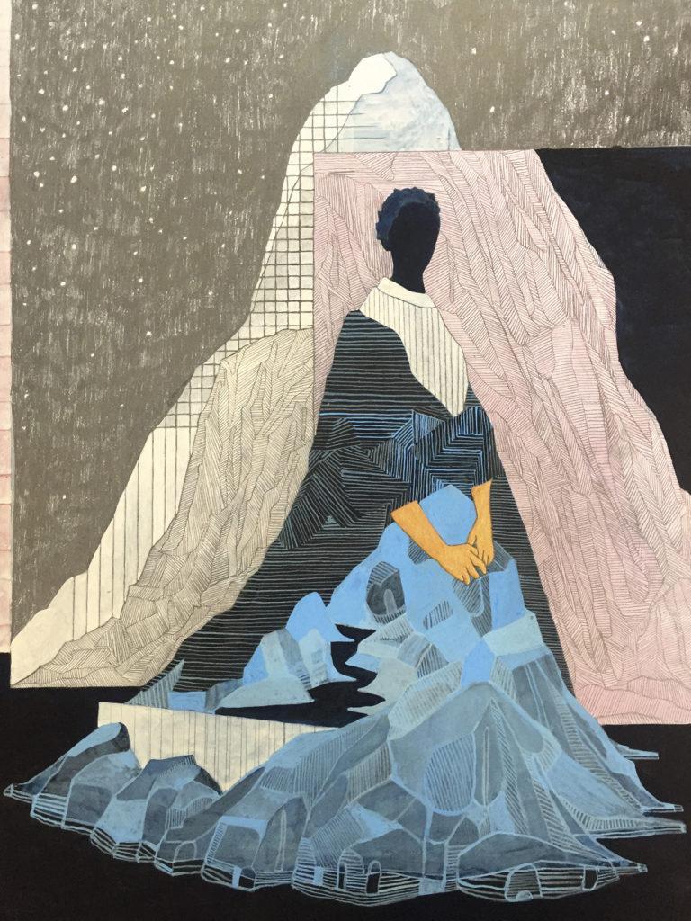 "Pamela Phatsimo Sunstrum, ""The Incense Burner"" (2017)"