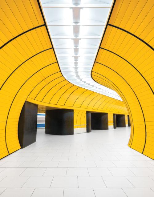 """Chris M. Forsyth, """"Marienplatz, Munich"""""""