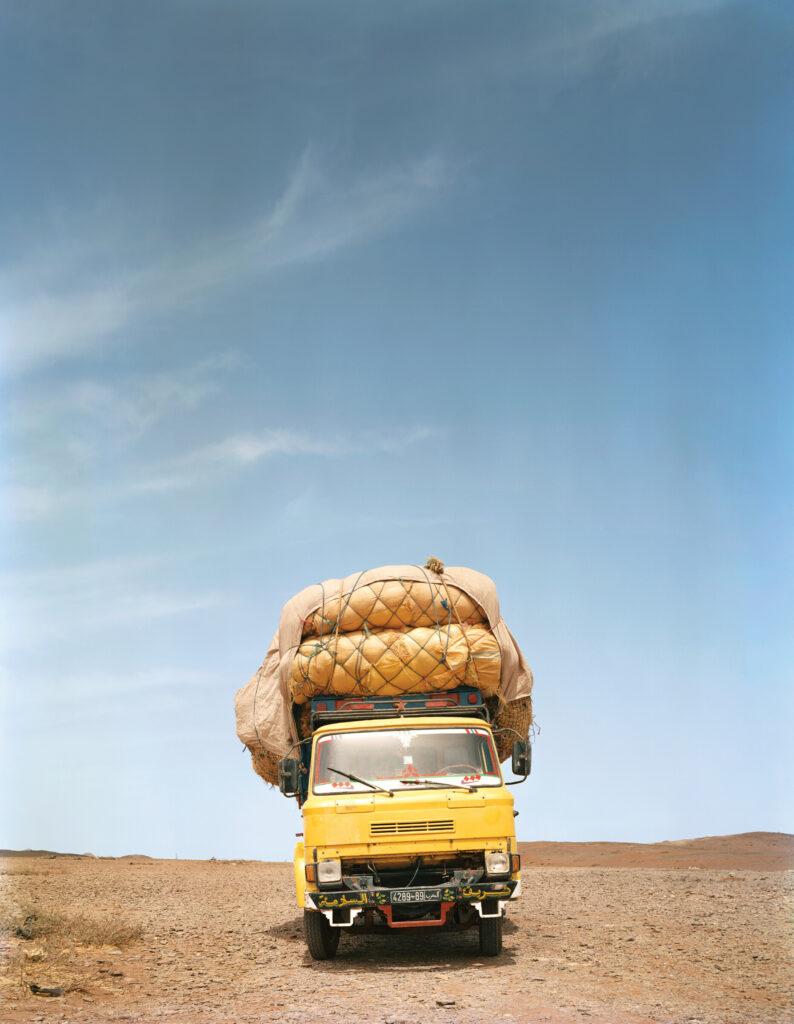 "Stefan Ruiz, ""Truck No. 8"" (2001)"