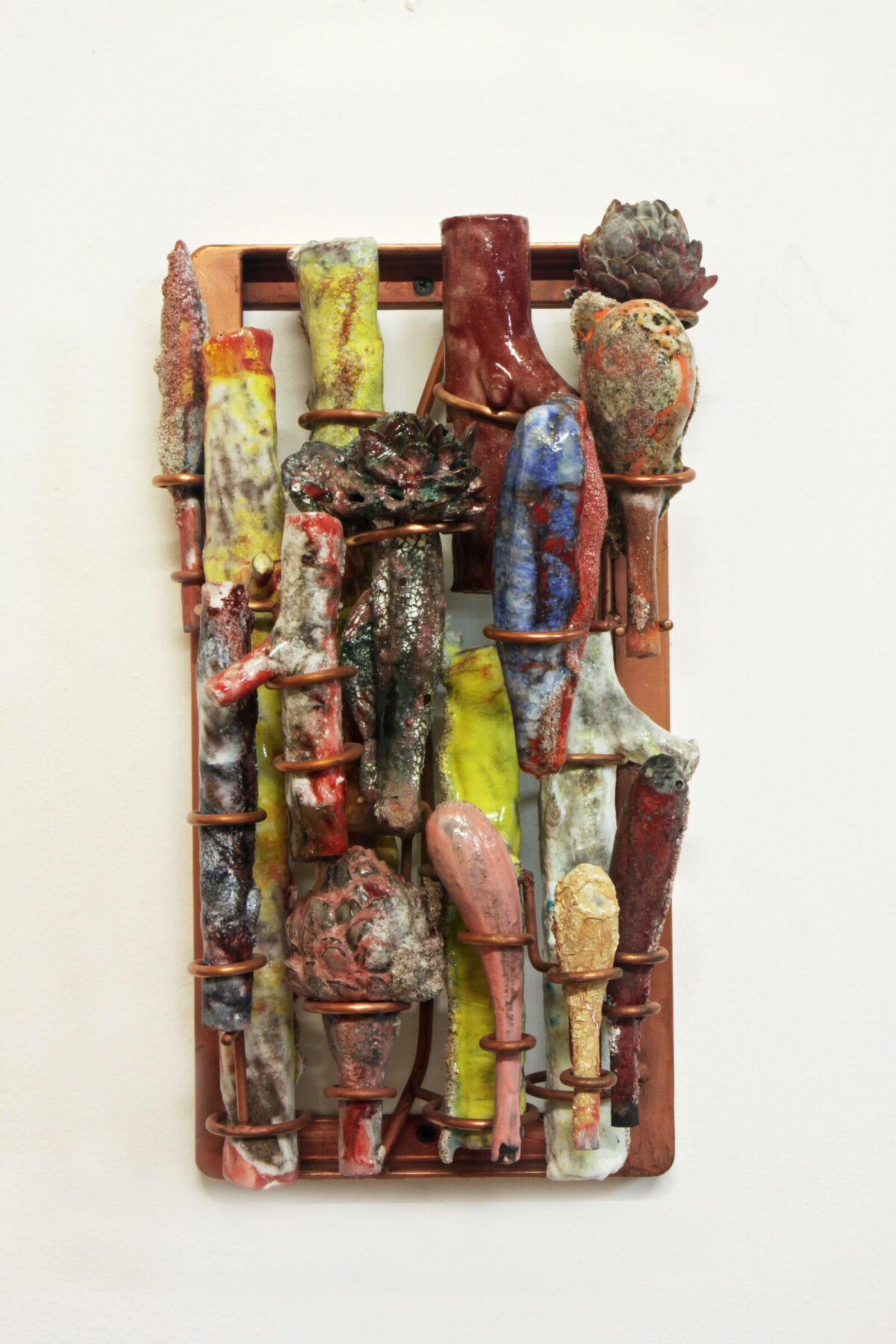 "David Hicks, ""Ultra Chroma Copper"" (2018)"
