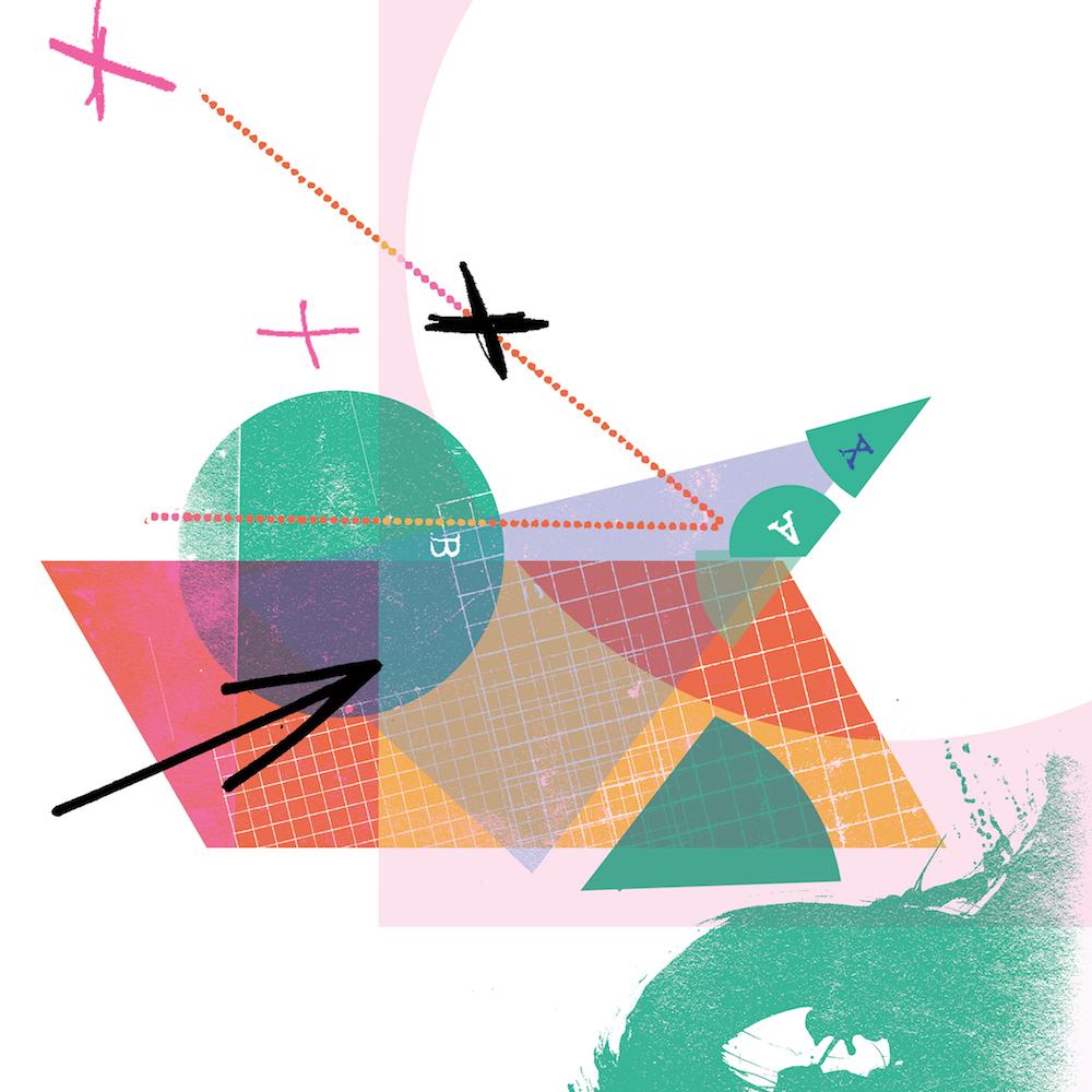 """Dante Micheaux, """"Eratosthenes Measures the World"""""""